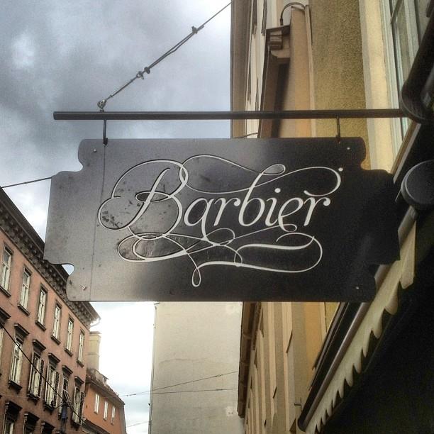 Barber's in Graz, Austria