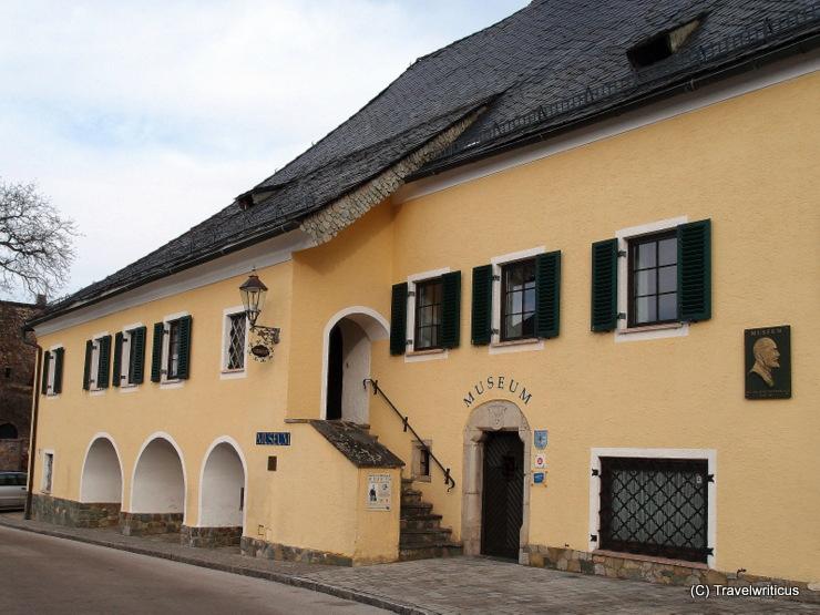 Auer-von-Welsbach-Museum in Althofen, Austria