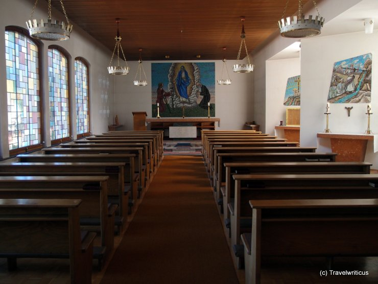 Chapel at Villa Excelsior in Bad Gastein, Austria