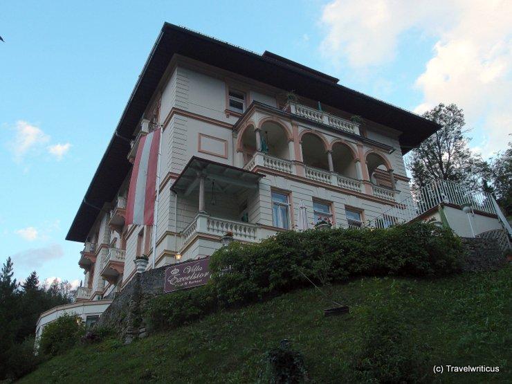 Villa Excelsior in Bad Gastein, Austria
