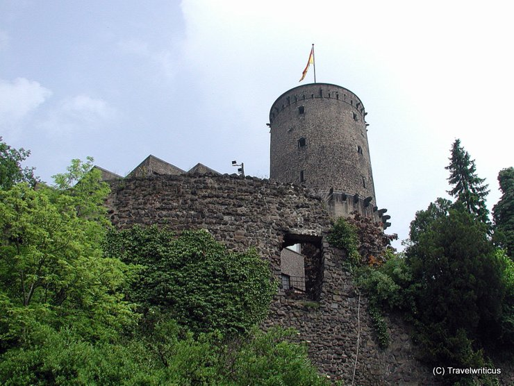 Godesburg Castle in Bad Godesberg, Germany