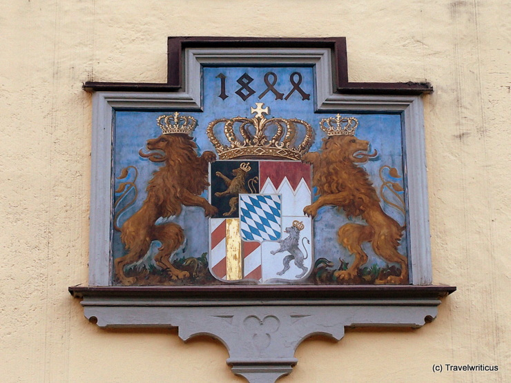 Coats of arms of the kingdom of Bavaria (1835)