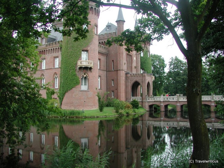Schloss Moyland in Bedburg-Hau, Germany