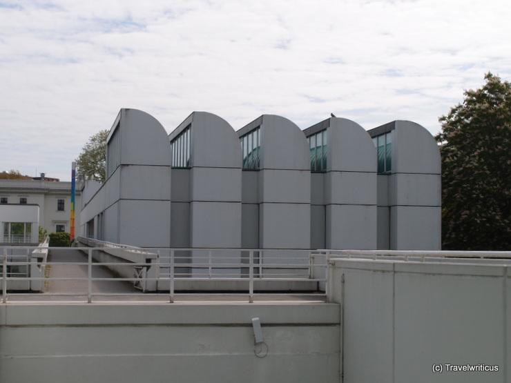 Bauhaus archive in Berlin
