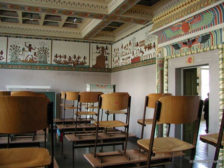 Egypt classroom in Berndorf, Austria