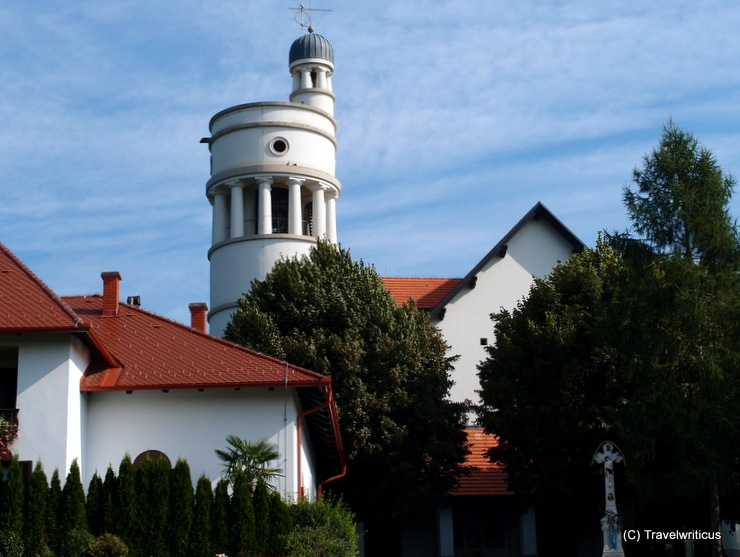 A masterpiece by Jože Plečnik: The parish church of Bogojina, Slovenia