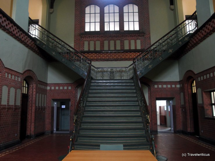 Inside the administration building of Zeche Zollern, Germany