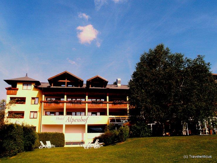 Hotel Alpenhof in Brixen im Thale, Austria