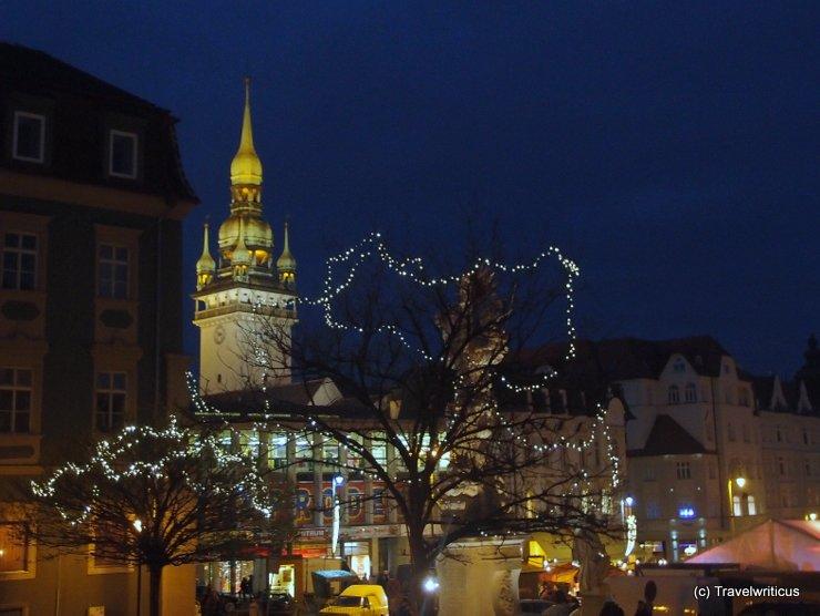 Christmas market in Brno (Czech Republic)