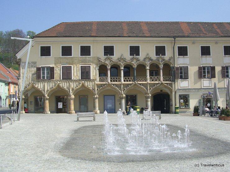 Kornmesserhaus in Bruck/Mur, Austria