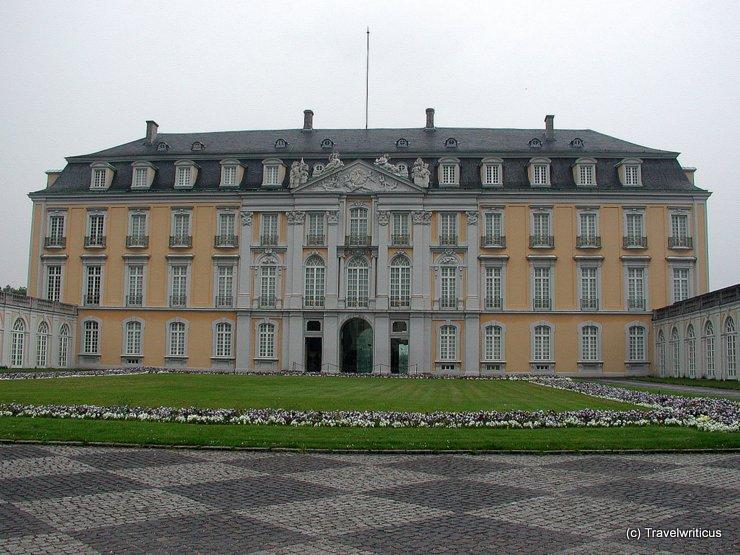 Schloss Augustusburg in Brühl, Germany