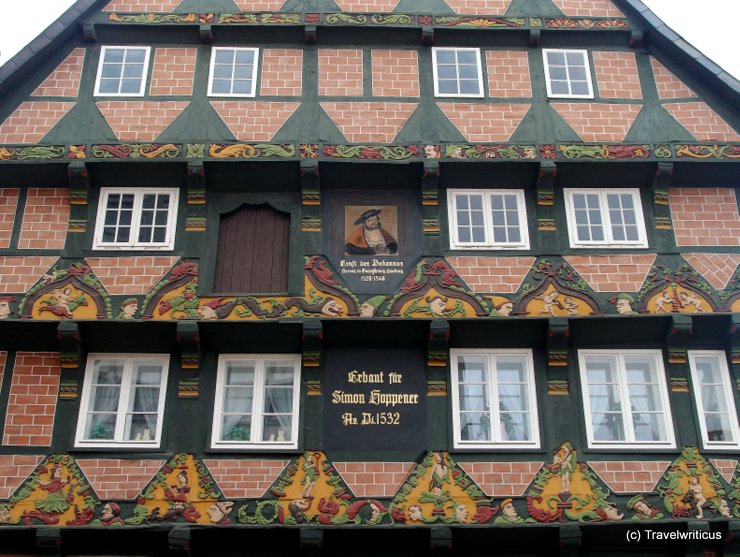 Hoppener Haus in Celle, Germany
