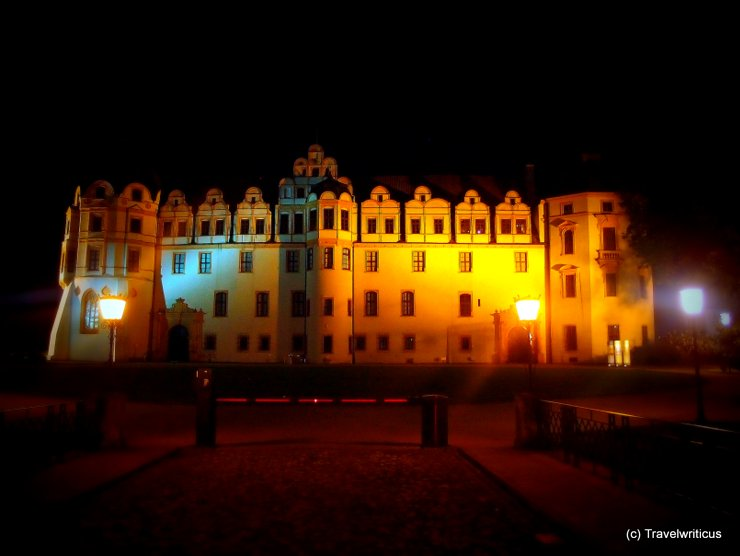 Celle Renaissance Palace in Lower Saxony, Germany