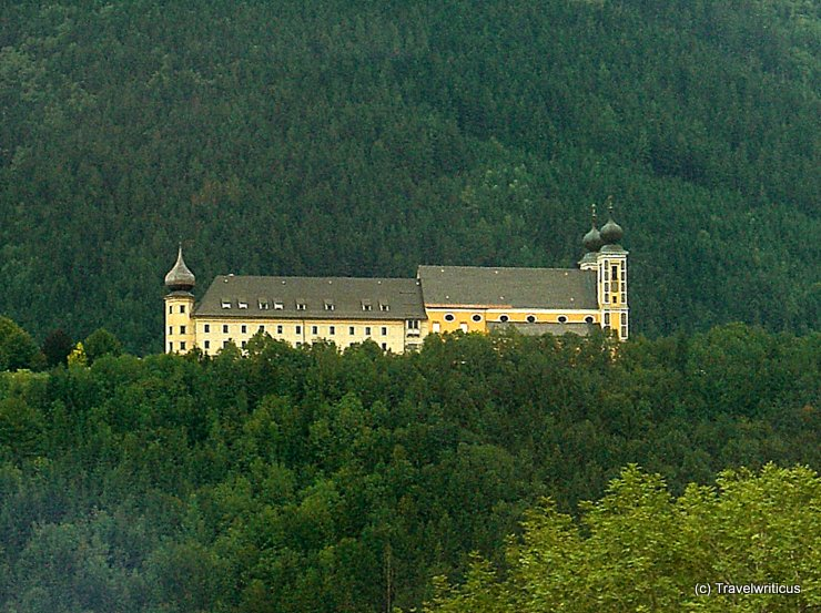 Pilgrimage church of Frauenberg in Ardning, Austria
