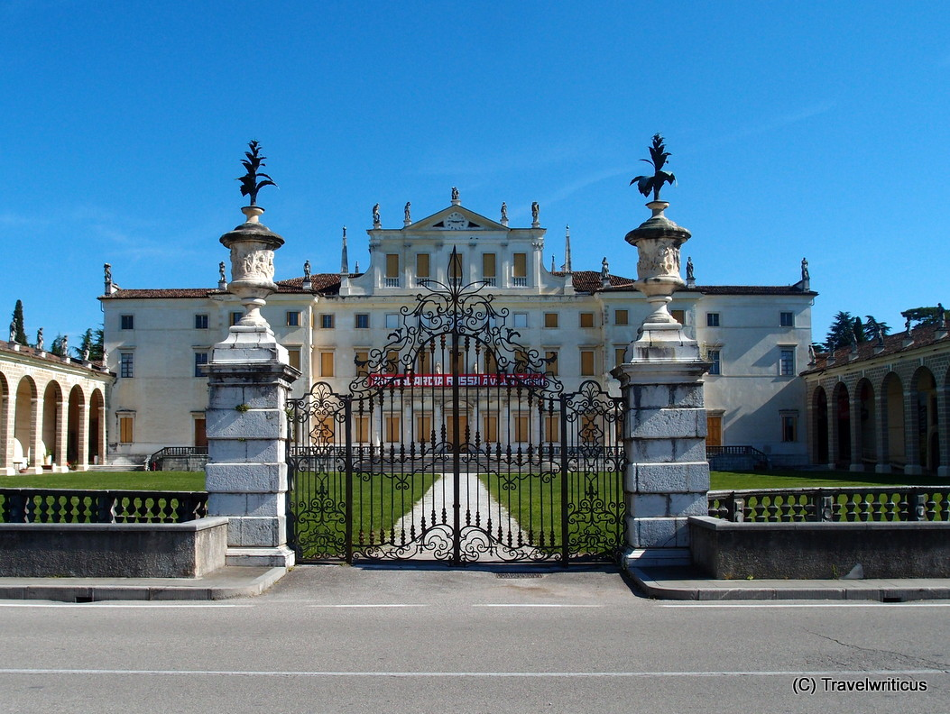 Villa Manin in Codroipo, Italy