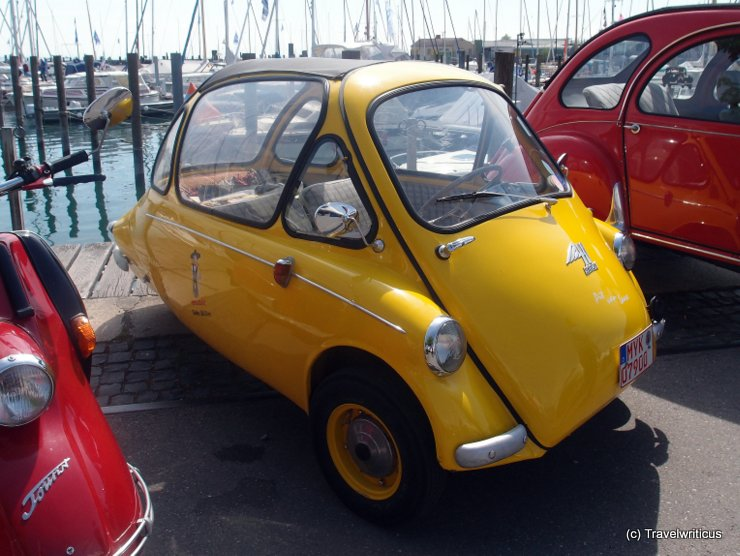 Heinkel Kabine in Constance, Germany