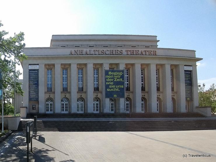 Anhaltinian theatre in Dessau-Roßlau