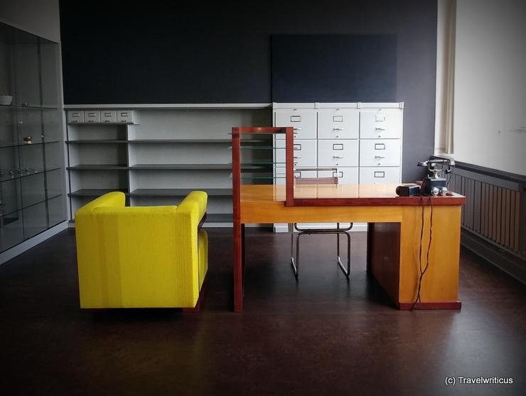 Director's room in Dessau-Roßlau