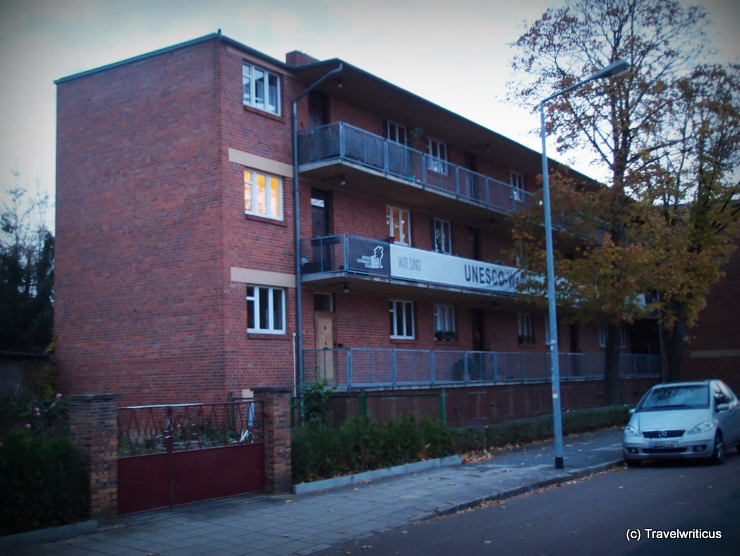 Houses with balcony access in Dessau-Roßlau