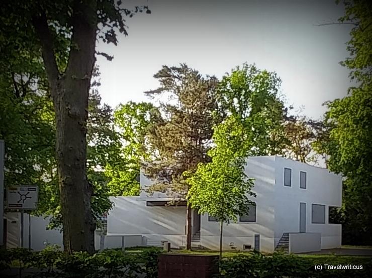 Masters' houses in Dessau-Roßlau
