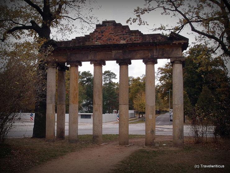 World Heritage sites in Dessau-Roßlau