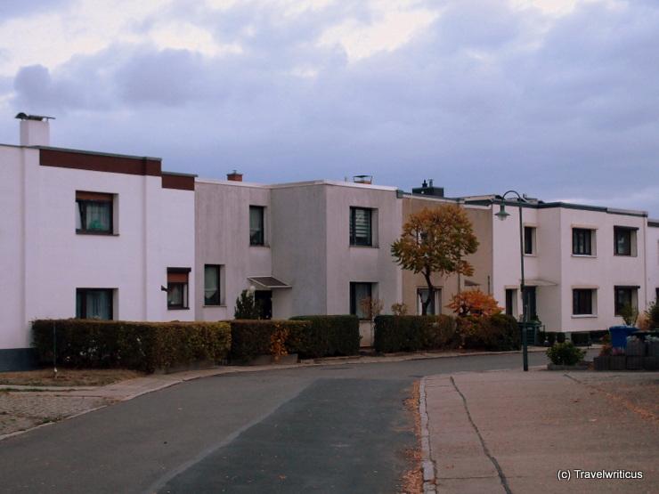 Törten Housing Estate in Dessau-Roßlau