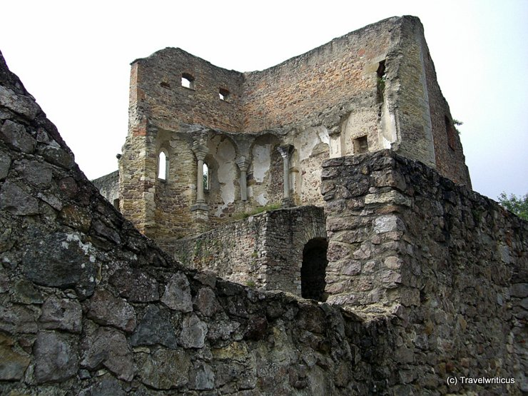Chapel of Donaustauf Castle