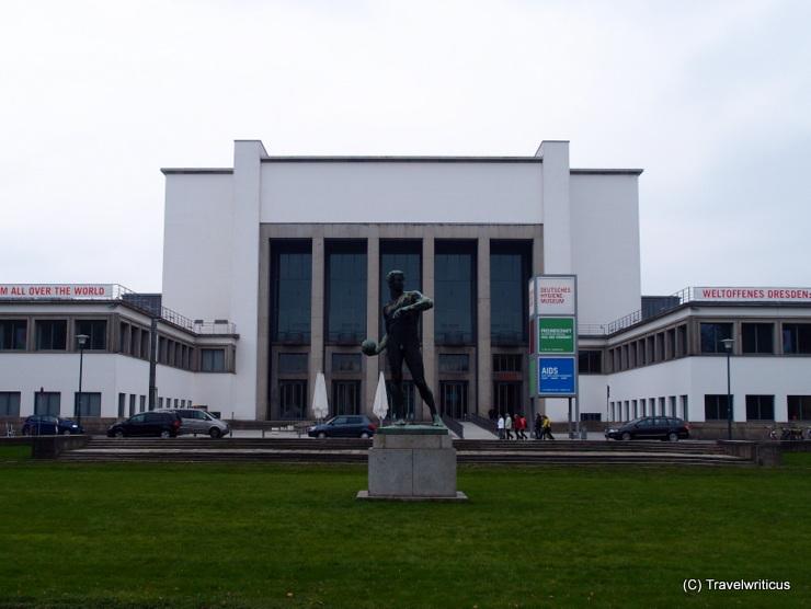 Hygiene Museum in Dresden, Germany