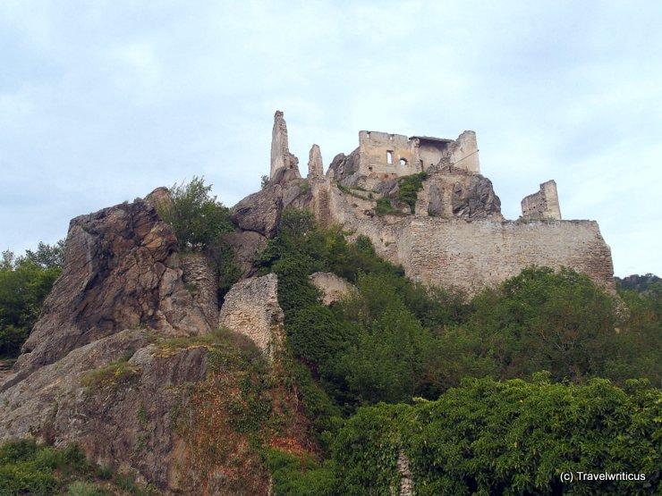 Dürnstein Castle in Dürnstein, Austria