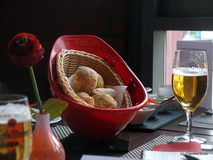 Breadbasket at Hauptschalthaus in Duisburg, Germany
