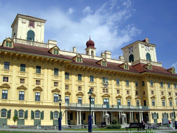 Esterházy Palace in Eisenstadt, Austria