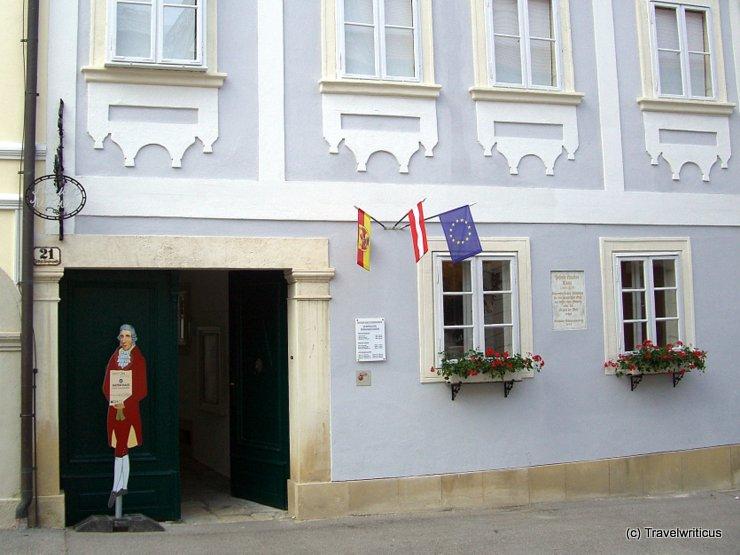 Haydn-Haus in Eisenstadt, Austria