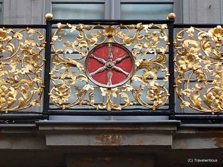 Coat of arms of Erfurt, Germany