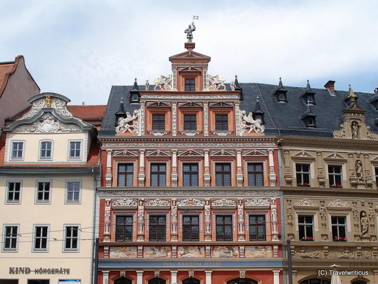 House 'Zum breiten Herd' in Erfurt, Germany