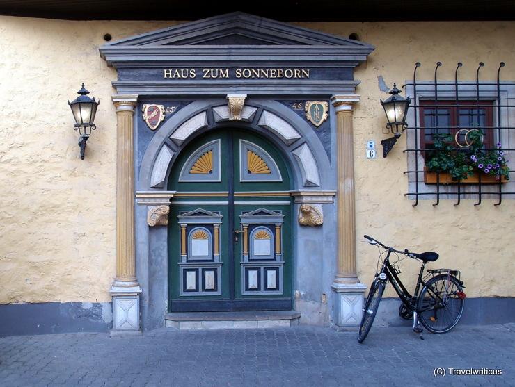 Haus zum Sonneborn in Erfurt, Germany