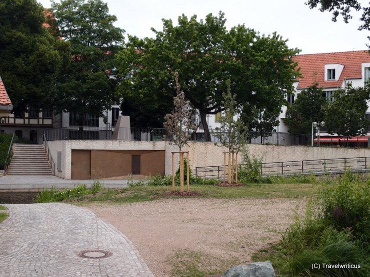 13th century mikveh in Erfurt, Germany