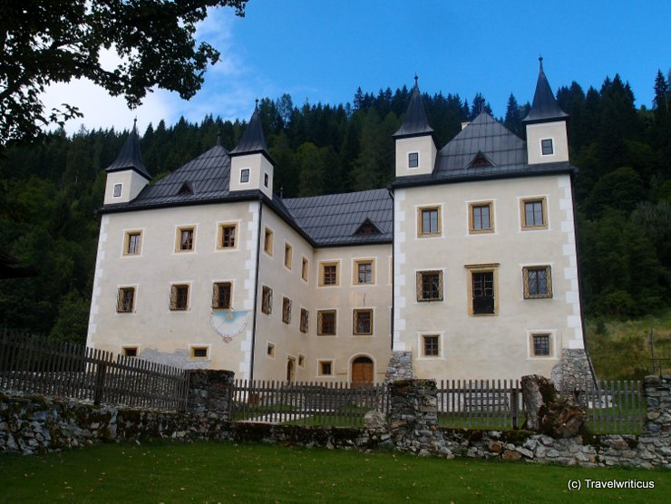 Schloss Höch in Flachau, Austria