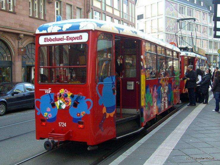 Ebbelwei Express in Frankfurt am Main, Germany