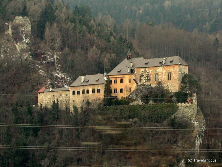 Rabenstein Castle in Frohnleiten