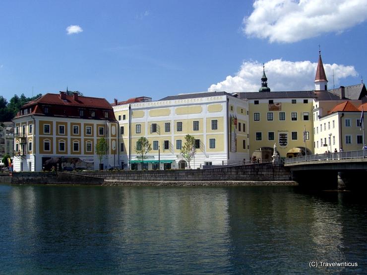 Kammerhof Museums in Gmunden, Austria