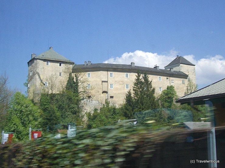 Railview of Golling Castle