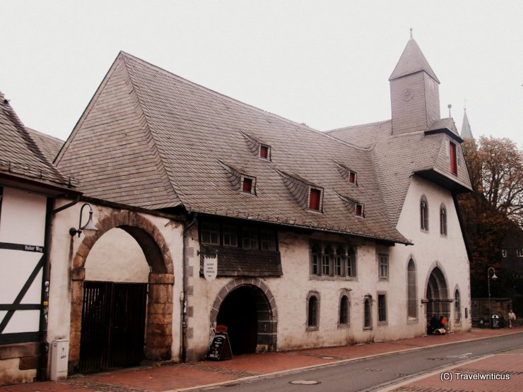 Medieval hospital in Goslar, Germany