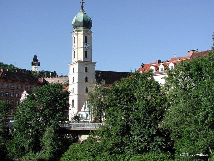 Church of the Franciscan in Graz, Austria