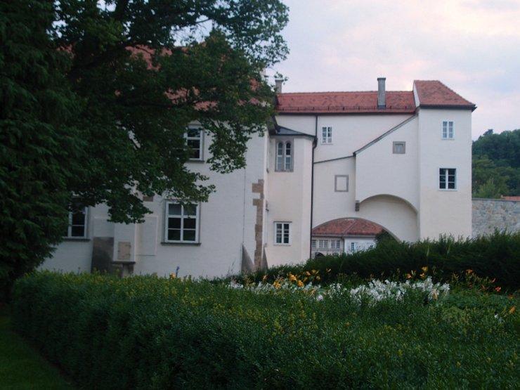 Grazer Burg in Graz, Austria
