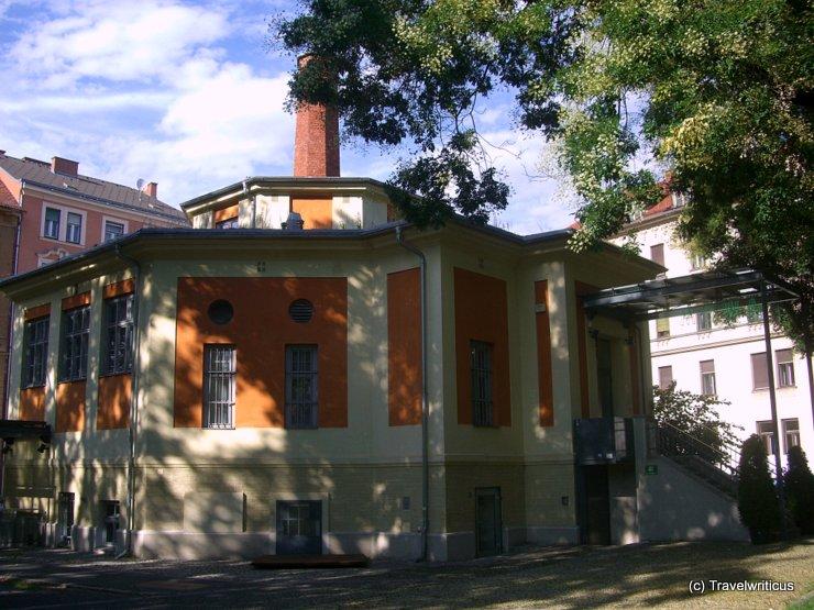 Museum der Wahrnehmung in Graz, Austria