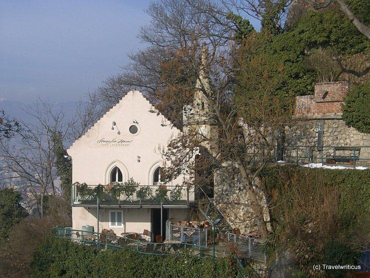 View of Starcke Haus at Schloßberg