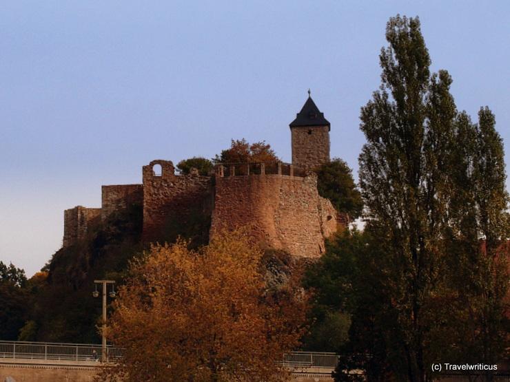 Giebichenstein Castle in Halle (Saale), Germany