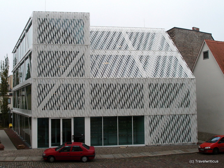 Headquarter of the German Federal Cultural Foundation in Halle (Saale), Germany