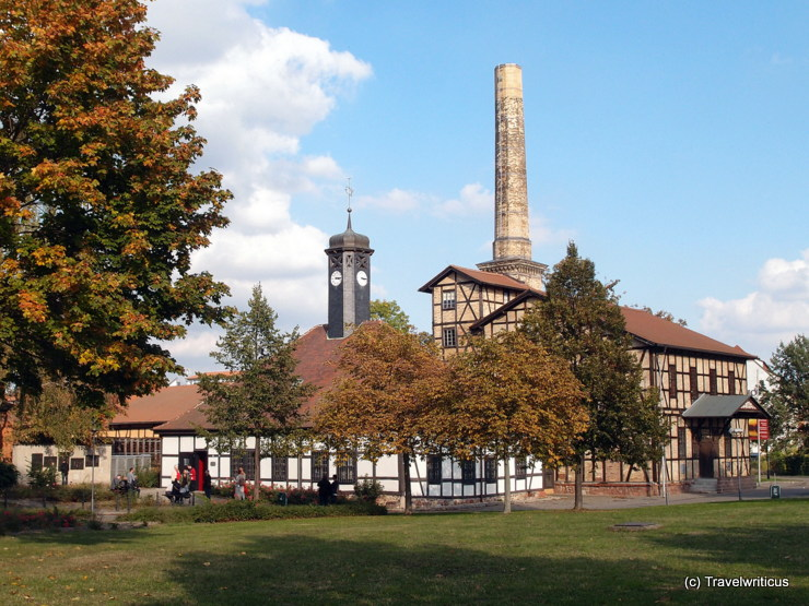 Hallors and Saline Museum in Halle (Saale), Germany