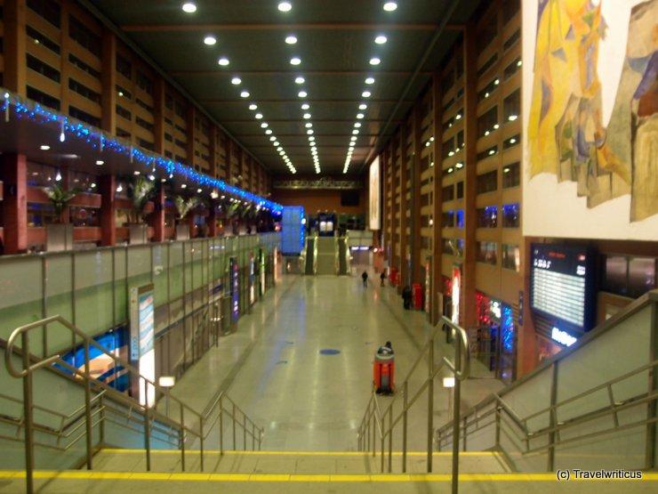 Innsbruck Central Station, Austria